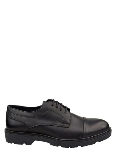Wolfland Bağcıklı Ayakkabı Siyah